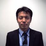 合志市政策部商工振興課商工振興班の坂井竹志さん