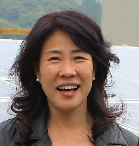 徳島地域エネルギー事務局長 豊岡和美さん